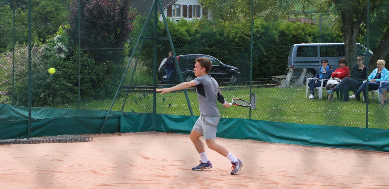 Equipe de tennis des jeunes
